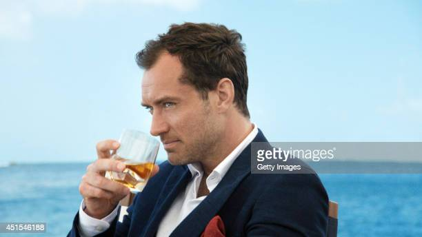 Johnnie Walker Blue Label announces collaboration with Jude Law to present the 'Gentleman's Wager' film on July 1 2014 Directed by Jake Scott and...
