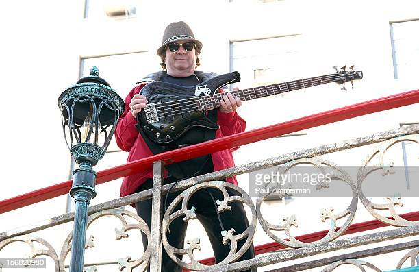 Johnny Adams of band Mannheim Steamroller Rock Macy's Thanksgiving Day Parade For Unpresidented 3rd Straight Year at the 86th Annual Macy's...