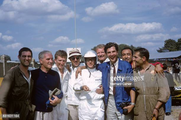 Johnny Baus Jochen Rindt Ed Hugus Masten Gregory 24 Hours of Le Mans Le Mans 20 June 1965