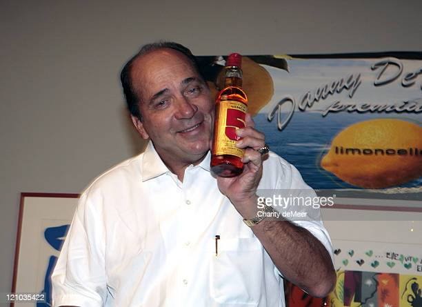 Johnny Bench during Danny DeVito's Premium Limoncello Liqueur Launch at Swan Hotel in Lake Buena Vista Flordia United States