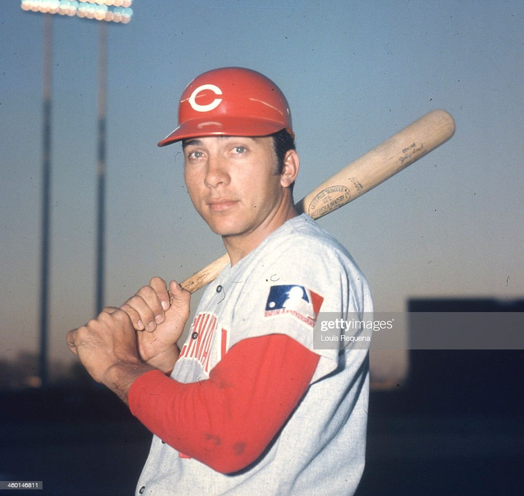 Delightful Johnny Bench Photos Part - 6: Johnny Bench Of The Cincinnati Reds Poses For A Photo Before A National  League Game Against