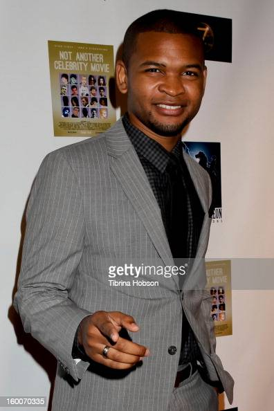 Johnny Boyd attends the 'Not Another Celebrity Movie' Los Angeles premiere at Pacific Design Center on January 17 2013 in West Hollywood California