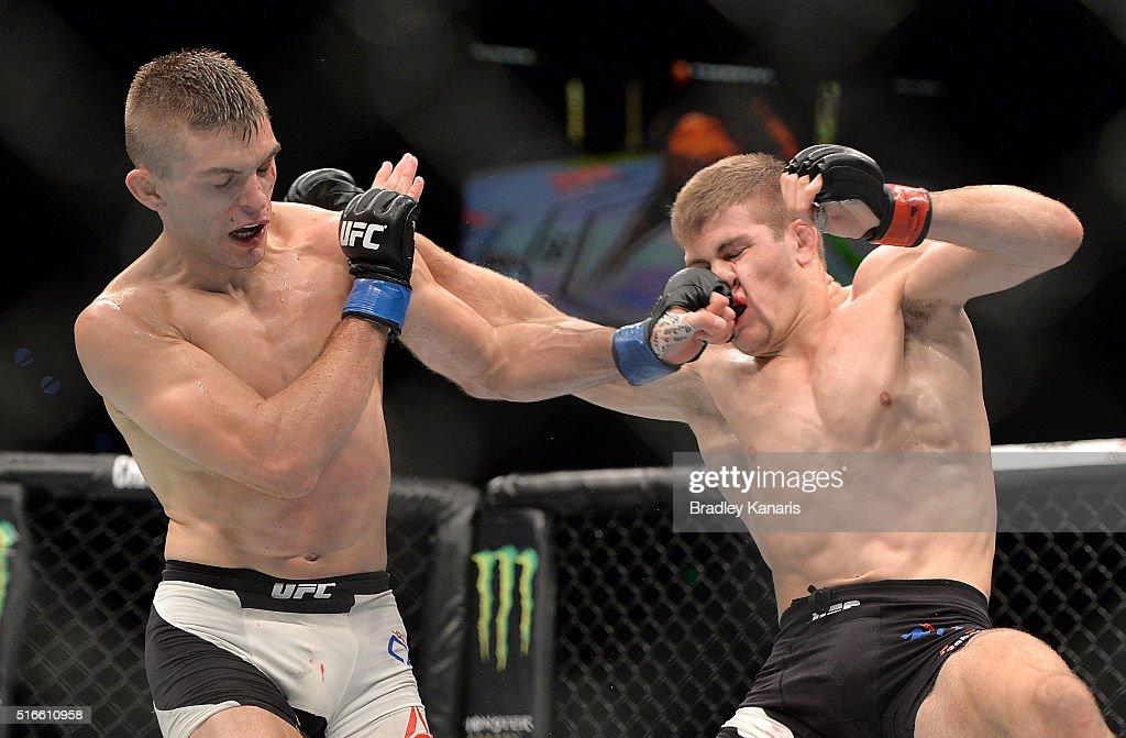UFC Brisbane