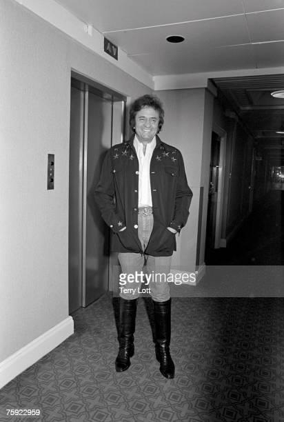 Johnny Cash live at Wembley Conference Centre