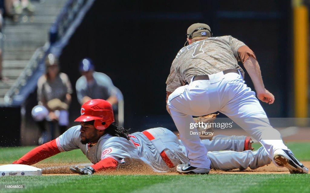 Cincinnati Reds v San Diego Padres