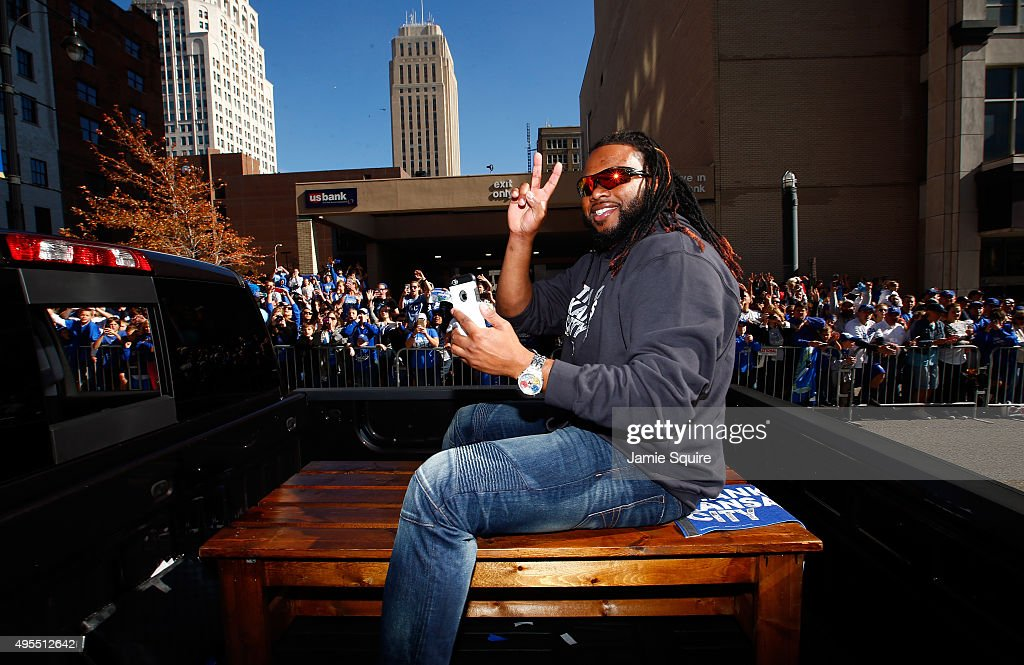 Kansas City Royals Parade Celebration