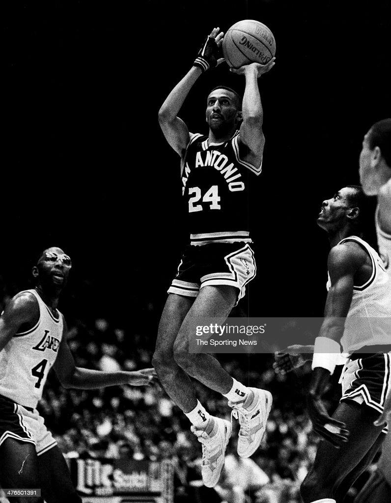 Johnny Dawkins San Antonio Spurs