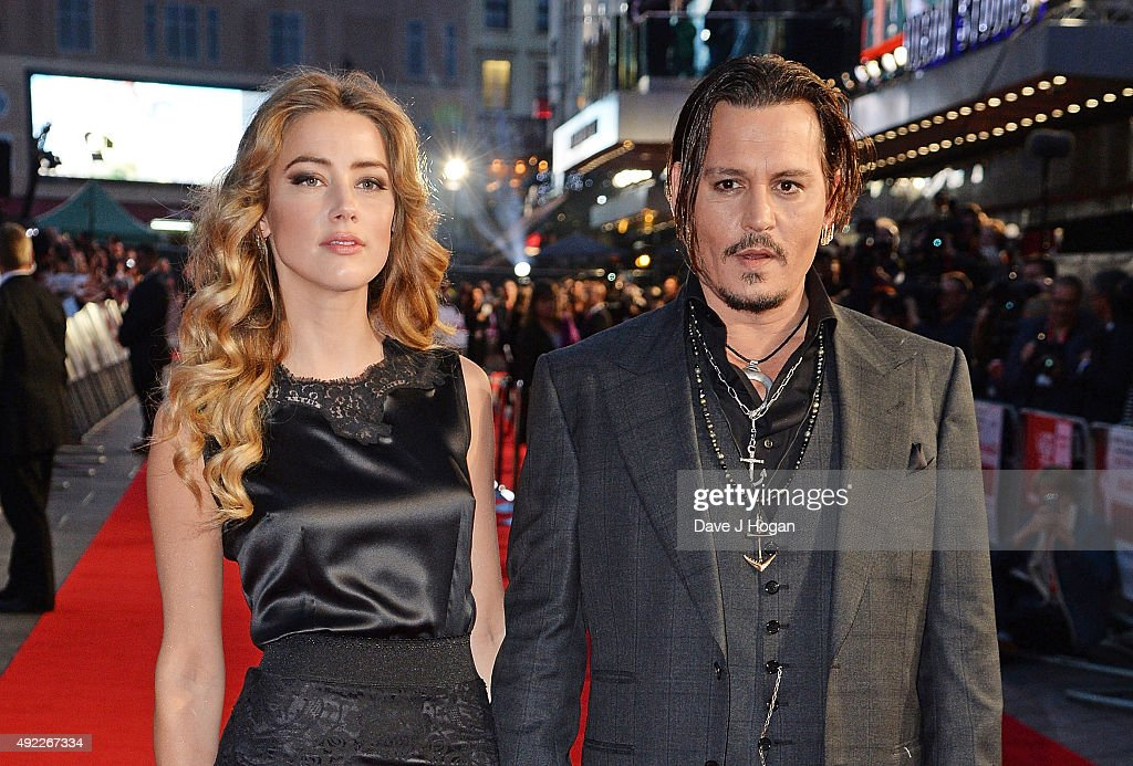 """Black Mass"" - Virgin Atlantic Gala - BFI London Film Festival - VIP Arrivals"