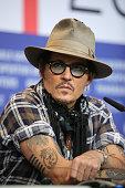 """Minamata"" Press Conference - 70th Berlinale..."