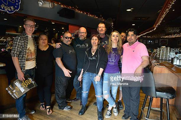 Johnny D's owner Carla DeLellis and staff prepare to open for the final time as Historic Blues Club Johnny D's Uptown Restaurant and Music Club plays...