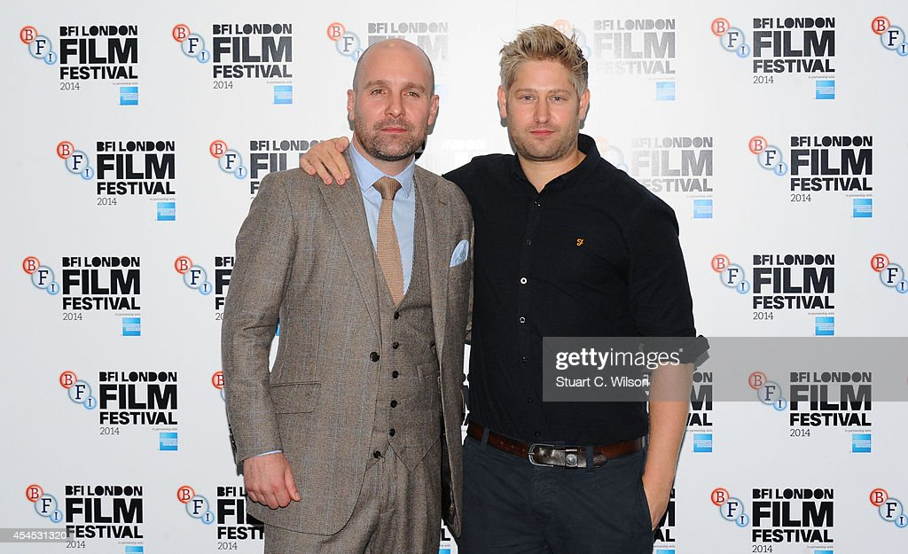 Johnny Harris and Tom Green attend the BFI London Film Festival press launch at Odeon Leicester Square on September 3, 2014 in London, England.