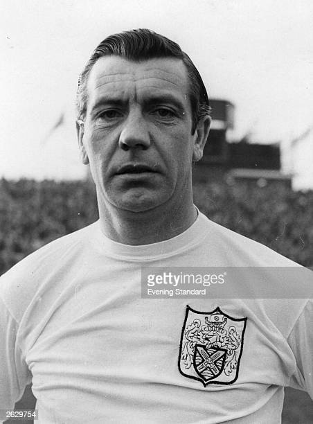 Johnny Haynes of Fulham Football Club