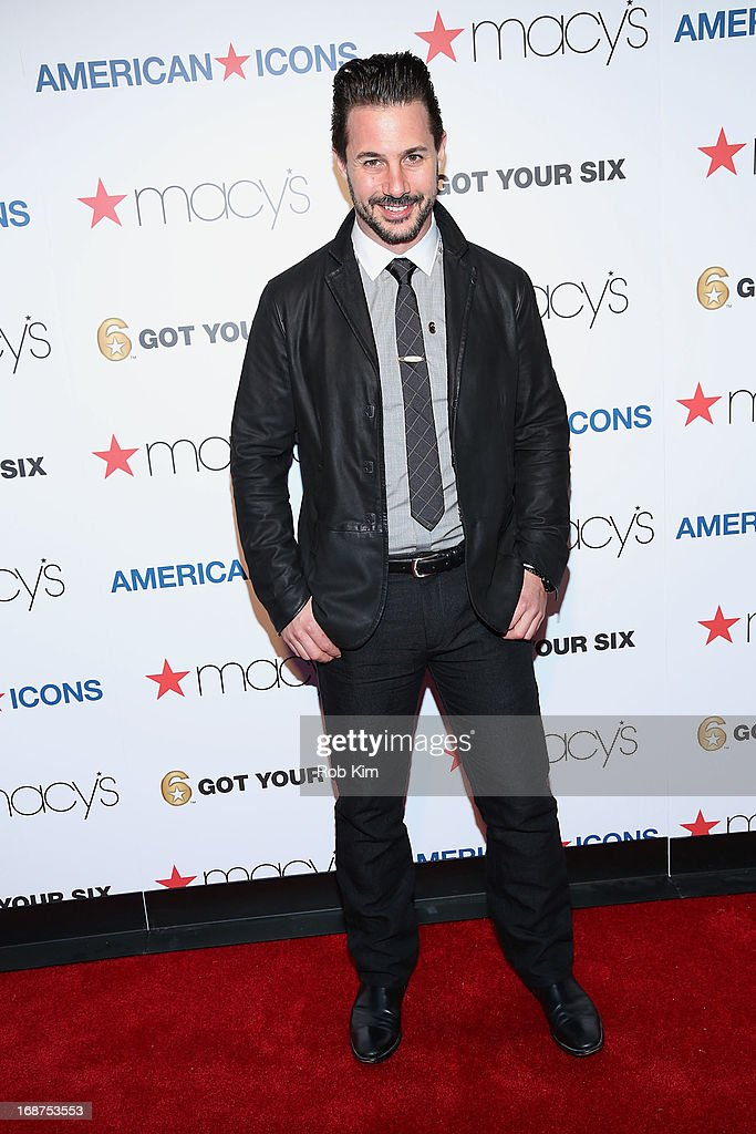 Johnny Iuzzini attends Macy's launches 'American Icons' at Gotham Hall on May 14, 2013 in New York City.