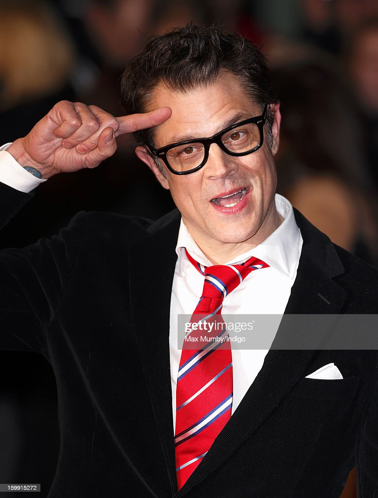 <a gi-track='captionPersonalityLinkClicked' href=/galleries/search?phrase=Johnny+Knoxville&family=editorial&specificpeople=206210 ng-click='$event.stopPropagation()'>Johnny Knoxville</a> attends the European Premiere of 'The Last Stand' at Odeon West End on January 22, 2013 in London, England.