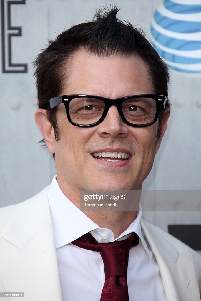 Johnny Knoxville attends the Spike TV's 'Guys Choice' Awards held at the Sony Studios on June 7, 2014 in Los Angeles, California.