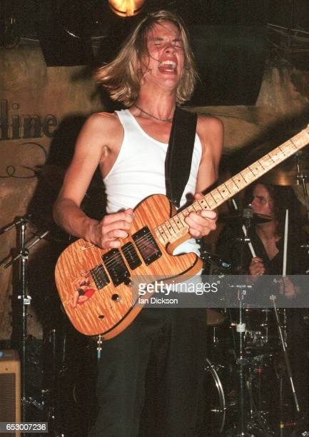 Johnny Lang performing on stage at The Borderline London 22 September 1997