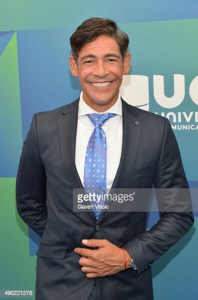 Johnny Lozada attends the 2014 Univision Upfront at Gotham Hall on May 13 2014 in New York City