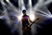 Johnny Marr Performs At O2 Apollo Manchester