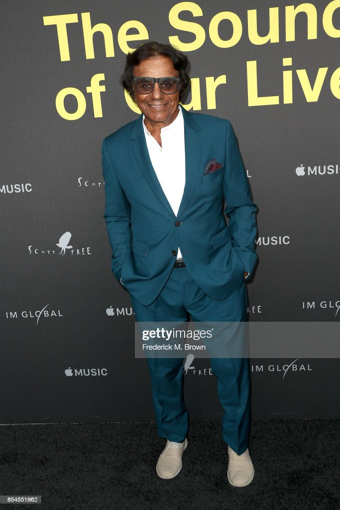 "Premiere Of Apple Music's ""Clive Davis: The Soundtrack Of Our Lives"" - Arrivals"