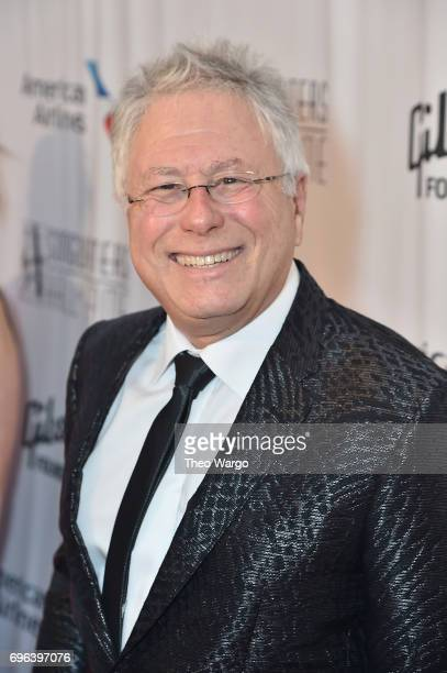 Johnny Mercer Award Honoree Alan Menken attends the Songwriters Hall Of Fame 48th Annual Induction and Awards at New York Marriott Marquis Hotel on...