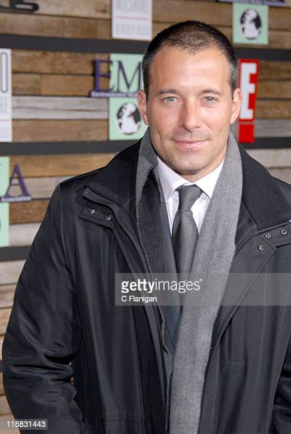 Johnny Messner during EMA E Golden Green Party at 9900 Wilshire Blvd in Beverly Hills California United States