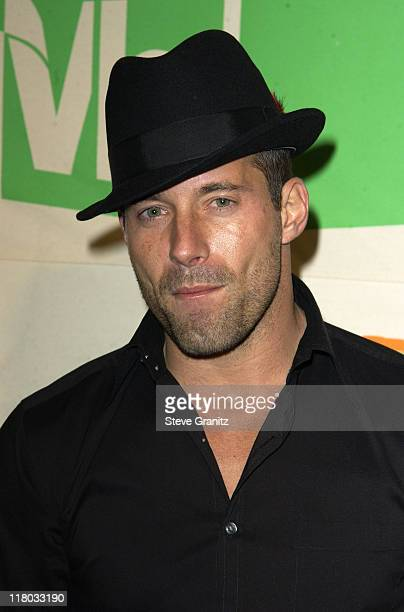 Johnny Messner during VH1 Big In '03 Arrivals at Universal Amphitheater in Universal City California United States