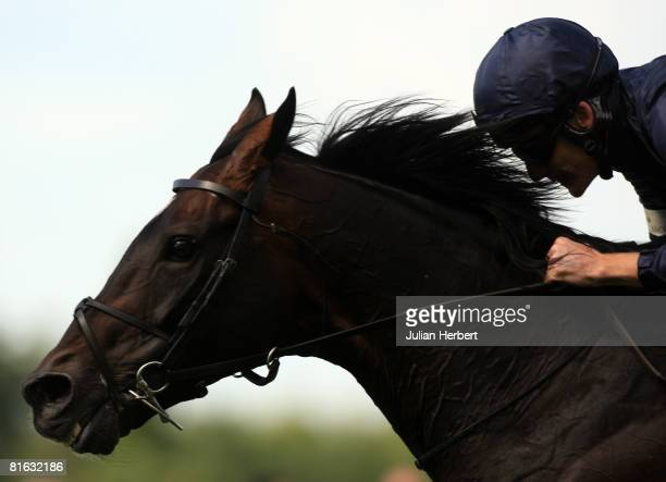 Johnny Murtagh and Yeats storm home to land The Gold Cup Race run at Ascot Racecourse on June 19 in Ascot England Today was the third day of The...