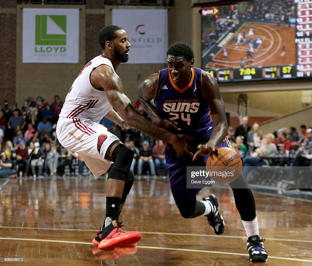 Northern Arizona Suns v Sioux Falls Skyforce