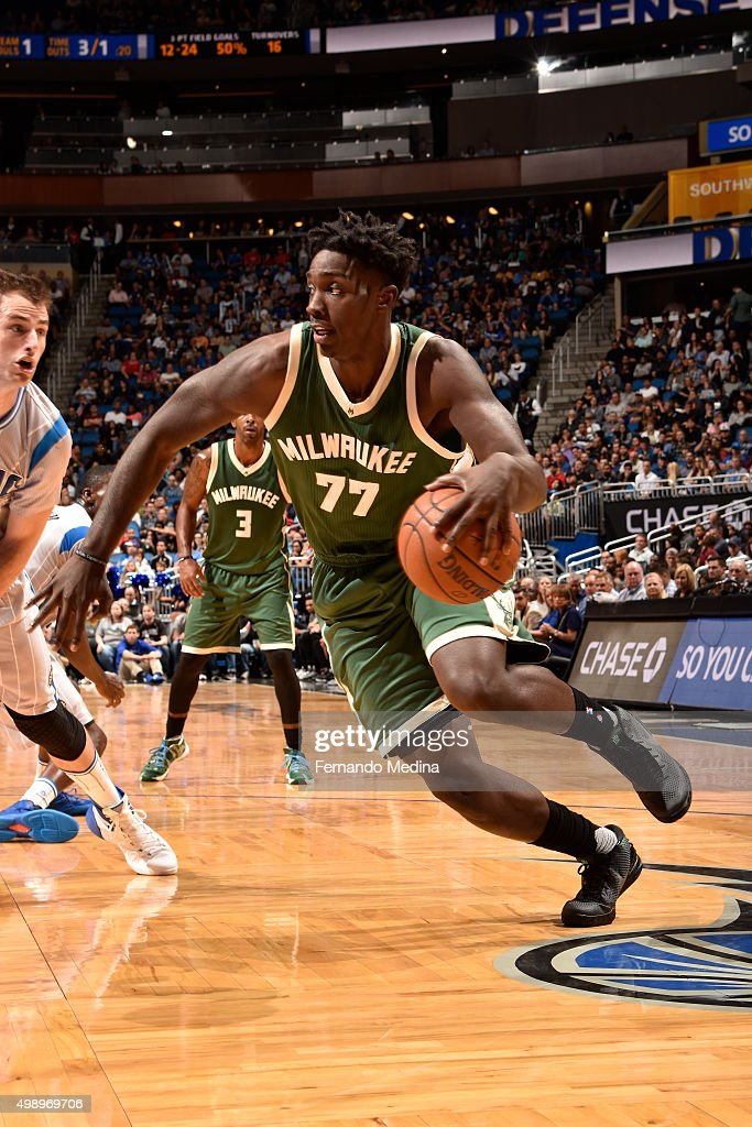 Milwaukee Bucks v Orlando Magic