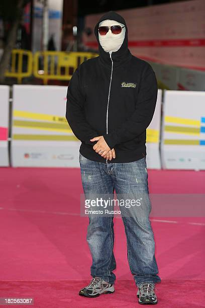 Johnny Palomba attends the 'In Trippment' photocall during the Roma Fiction Fest 2013 on September 30 2013 in Rome Italy