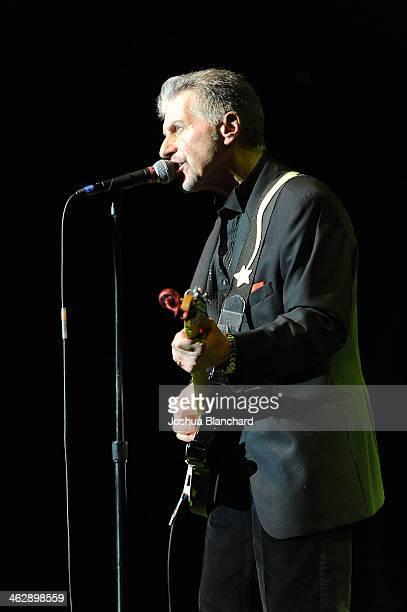 Johnny Rivers performs at 'When Rock and Blues Hit The Sunset Strip' 50th Anniversary Celebration with Johnny Rivers and Jimmy Webb at the Saban...