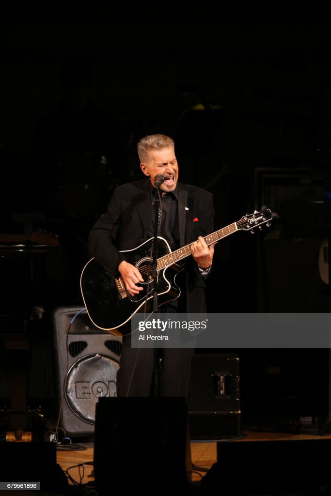 Johnny Rivers performs during 'City Winery Presents A Celebration of the Music of Jimmy Webb' at Carnegie Hall on May 3, 2017 in New York City.