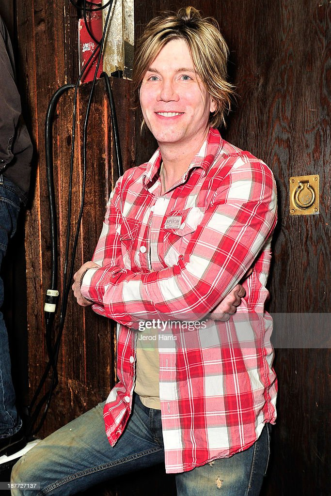 Johnny Rzeznik attends the 2nd Annual Rob Machado Foundation benefit concert at the Belly Up Tavern on November 11 2013 in Solana Beach California