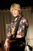 Johnny Rzeznik of Goo Goo Dolls during Entertainment Tonight Emmy Party Sponsored by People Magazine Inside at The Mondrian in West Hollywood...