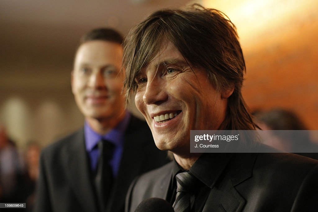 Johnny Rzeznik of the band Goo Goo Dolls attends The Creative Coalition's 2013 Inaugural Ball at the Harman Center for the Arts on January 21, 2013 in Washington, United States.
