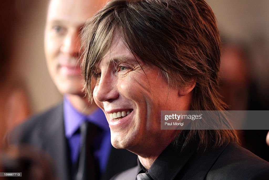 Johnny Rzeznik of the band Goo Goo Dolls attends The Creative Coalition's 2013 Inaugural Ball on January 21, 2013 in Washington, United States.