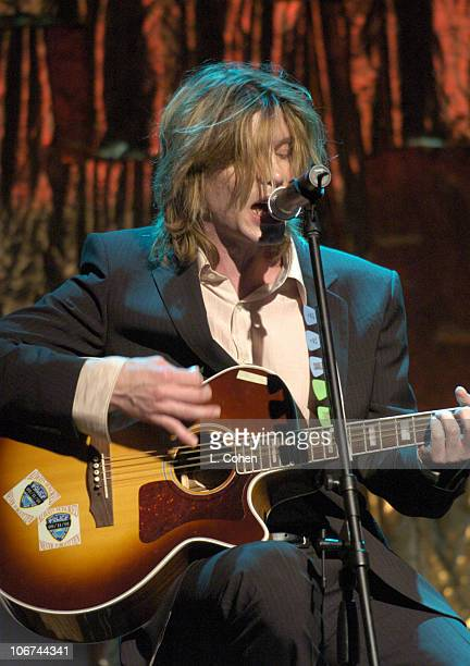 Johnny Rzeznik of the Goo Goo Dolls during 13th Annual 'Cool Comedy Hot Cuisine' Benefit for Scleroderma Research Inside/Show at The Regent Beverly...