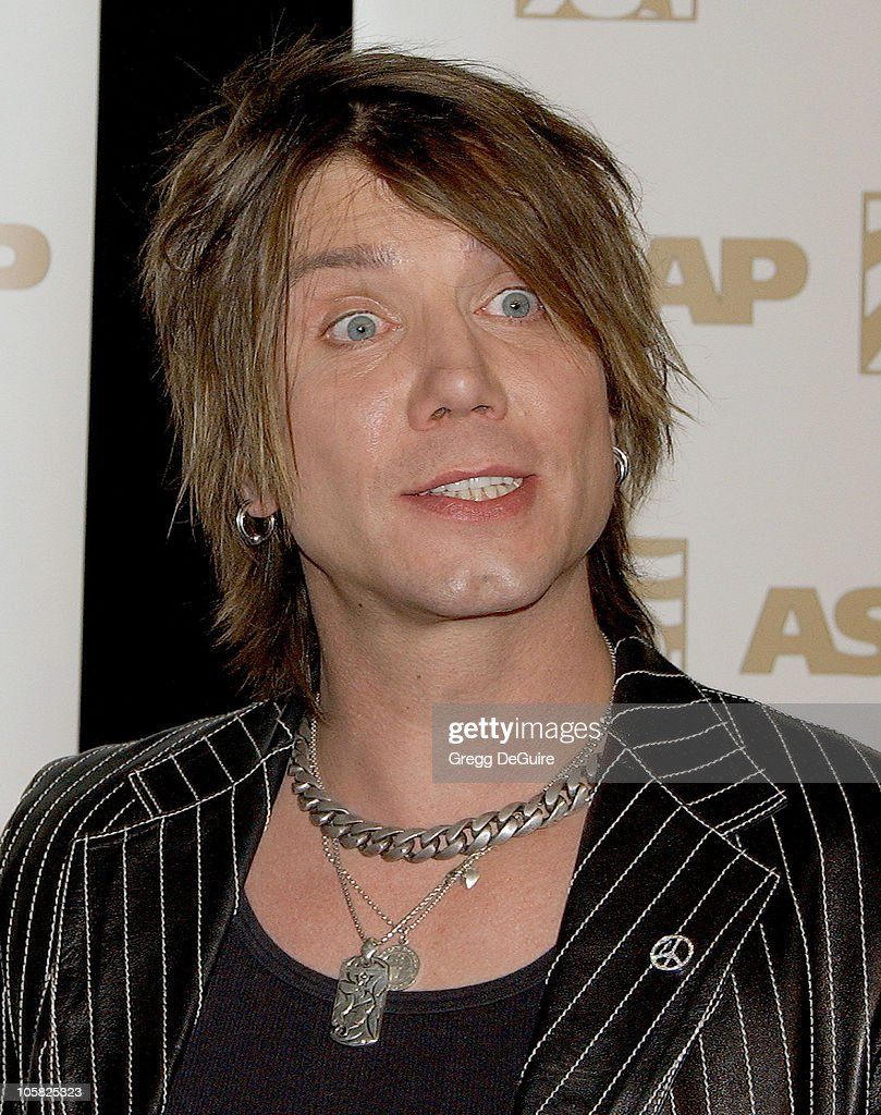 Johnny Rzeznik of the Goo Goo Dolls during 24th Annual ASCAP Pop Music Awards Arrivals at Kodak Theatre in Hollywood California United States