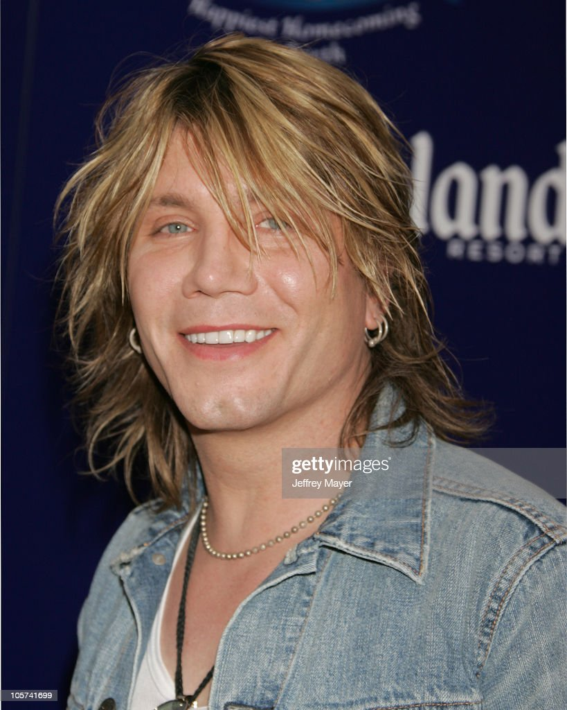 Johnny Rzeznik of The Goo Goo Dolls during Disneyland 50th Anniversary 'Happiest Homecoming On Earth' Celebration at Disneyland in Anaheim California...
