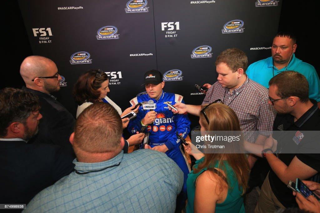 2017 NASCAR Championship 4 Media Day