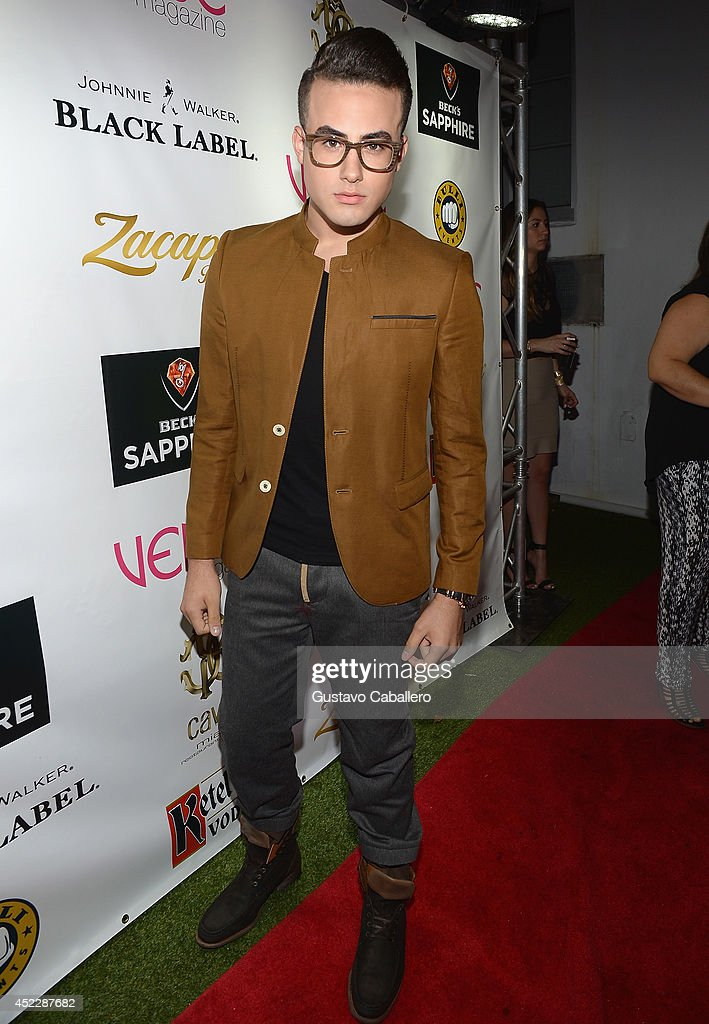 <a gi-track='captionPersonalityLinkClicked' href=/galleries/search?phrase=Johnny+Sky&family=editorial&specificpeople=13272371 ng-click='$event.stopPropagation()'>Johnny Sky</a> arrives at the Cavalli Miami on July 16, 2014 in Miami Beach, Florida.