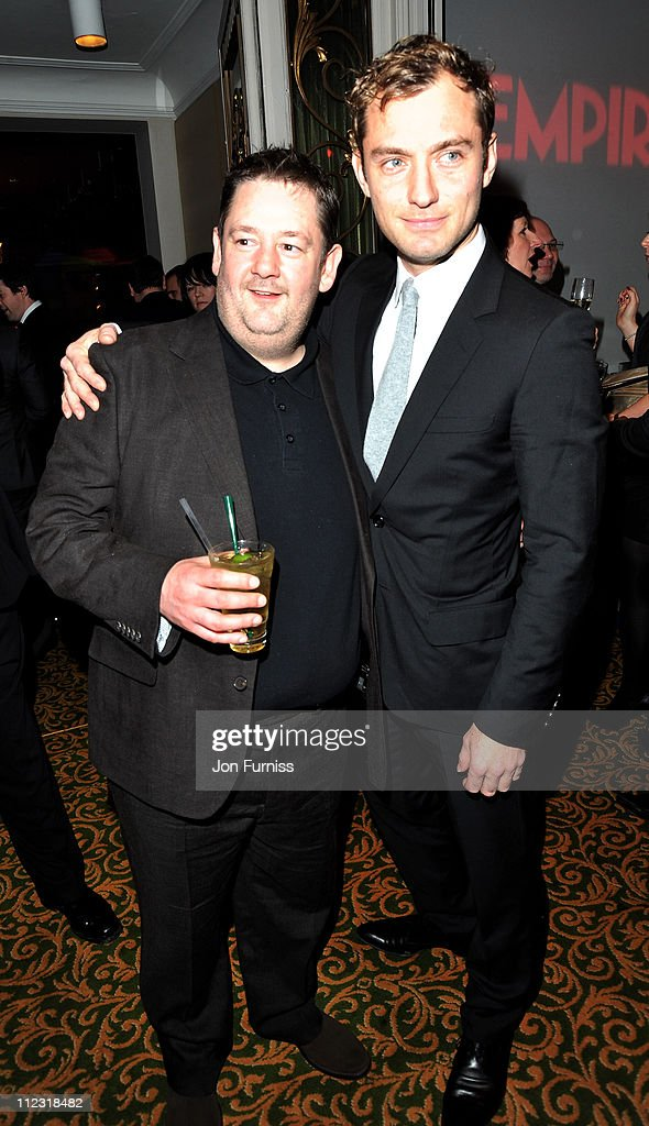 The Jameson Empire Film Awards - Drinks Reception