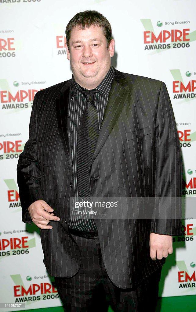 Sony Ericsson Empire Film Awards 2006 ? Inside Arrivals