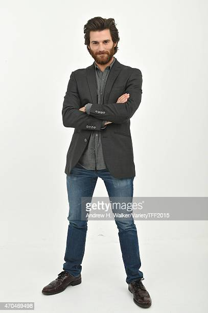 Johnny Whitworth from 'Bad Hurt' appears at the 2015 Tribeca Film Festival Getty Images Studio on April 19 2015 in New York City