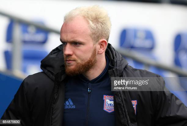 Johnny Williams of Ipswich Town during the Sky Bet Championship match between Cardiff City and Ipswich Town at The Cardiff City Stadium on March 18...