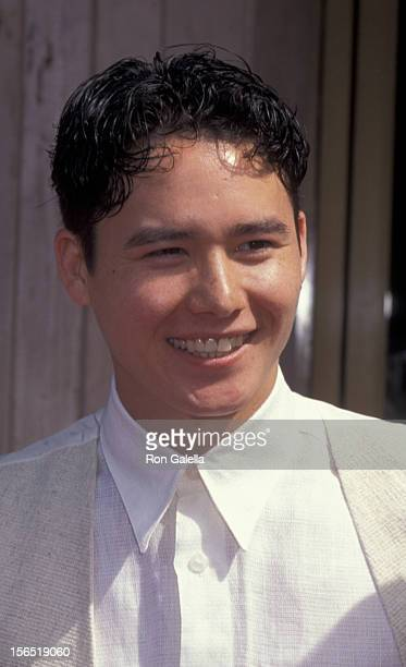 Johnny Yong Bosch Stock Photos and Pictures | Getty Images