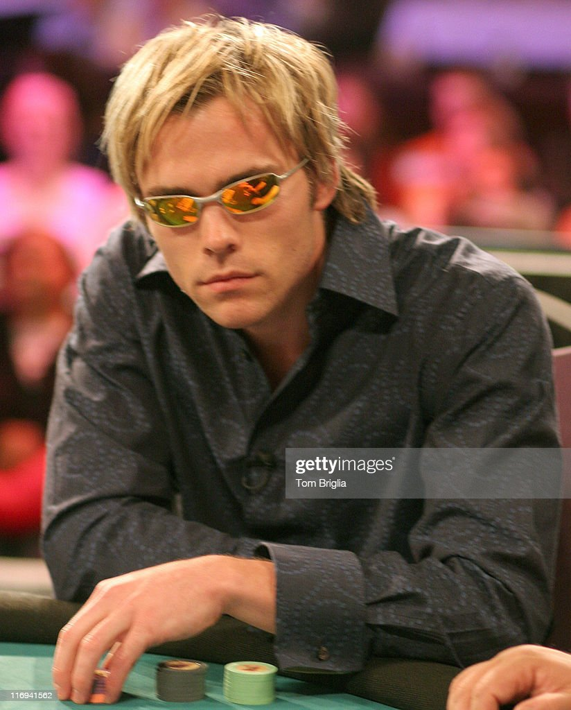 JohnPaul Lavoisier 'One Life to Live' during Stars at Sands Celebrity Poker Challenge at Sands Casino in Atlantic City New Jersey United States