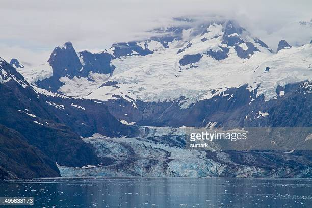 Johns Hopkins Glacier, Glacier Bay, Alaska