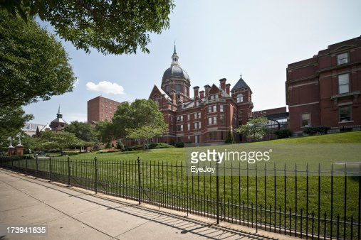 Johns Hopkins Hospital in Baltimore