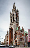 Church of St. Augustine and St. John, commonly known as John's Lane Church, is a large Roman Catholic Church in Dublin, Ireland